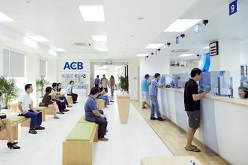 Lãi và nợ xấu ACB tăng 61% trong quý I