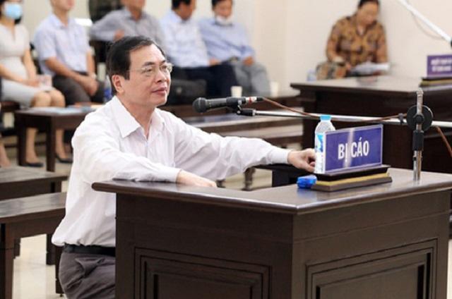 Ông Vũ Huy Hoàng bị đề nghị 10 - 11 năm tù