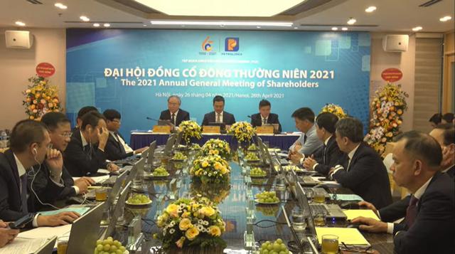 ĐHĐCĐ thường niên năm 2021 của Petrolimex.