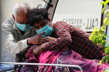Ấn Độ ghi nhận ngày thứ 5 liên tiếp có số ca nhiễm cao chưa từng thấy