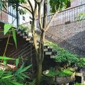 <p> Kiến trúc sư đã bố trí tái hiện một số nét văn hóa của những ngôi nhà đồng bằng Bắc Bộ với ngôn ngữ thiết kế khỏe khoắn, hiện đại.</p>