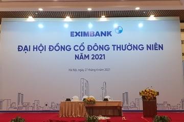 Eximbank họp thường niên 2021 bất thành