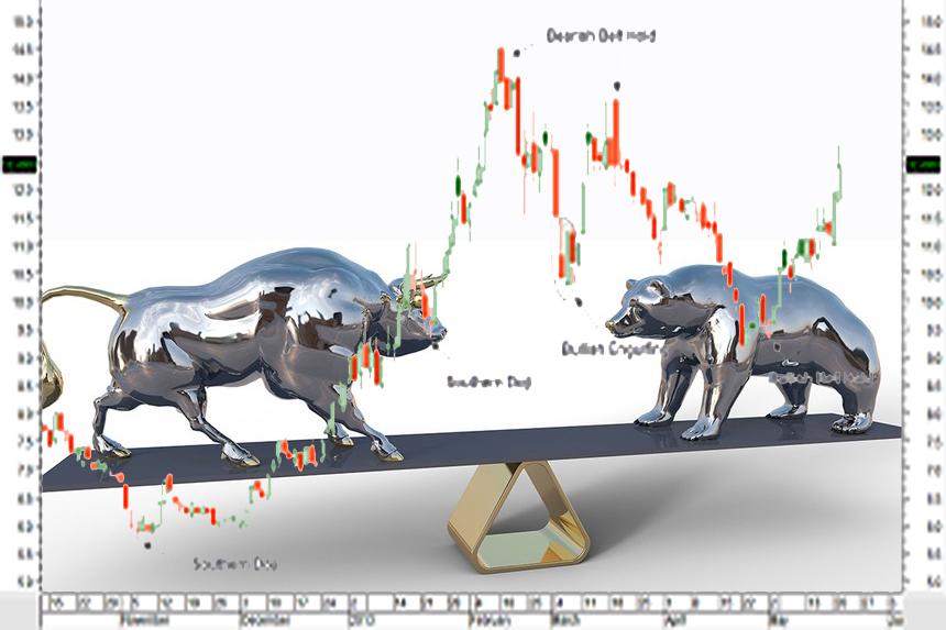 Thị trường vào 'vùng trũng thông tin'