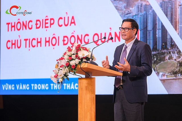 Coteccons thời ông Nguyễn Bá Dương có giao dịch 'chui' với Unicons, Ricons