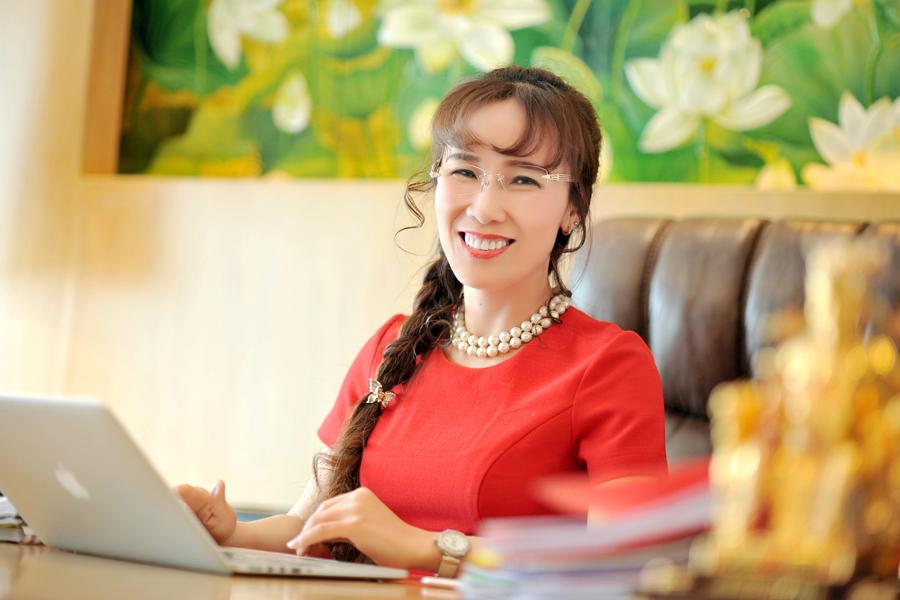 CEO Vietjet, đồng sáng lập Elsa lọt Top 20 phụ nữ Việt Nam truyền cảm hứng