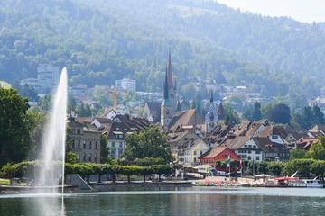Ở 2 bang này của Thụy Sĩ, cứ 8 người thì có một người là triệu phú