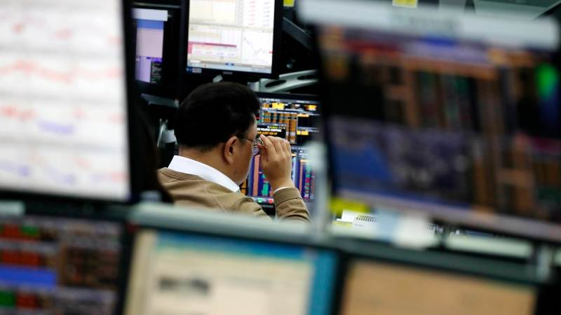 Chứng khoán châu Á trái chiều sau khi Nhật Bản, Australia ra số liệu kinh tế