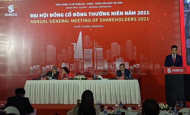 Họp ĐHĐCĐ Sabeco: Sẽ chi lớn cho quảng cáo và khuyến mãi, đẩy mạnh Saigon Chill