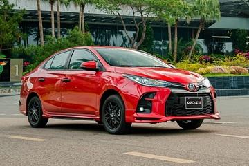 Ôtô sedan hạng B tại Việt Nam giảm giá bán, tăng ưu đãi