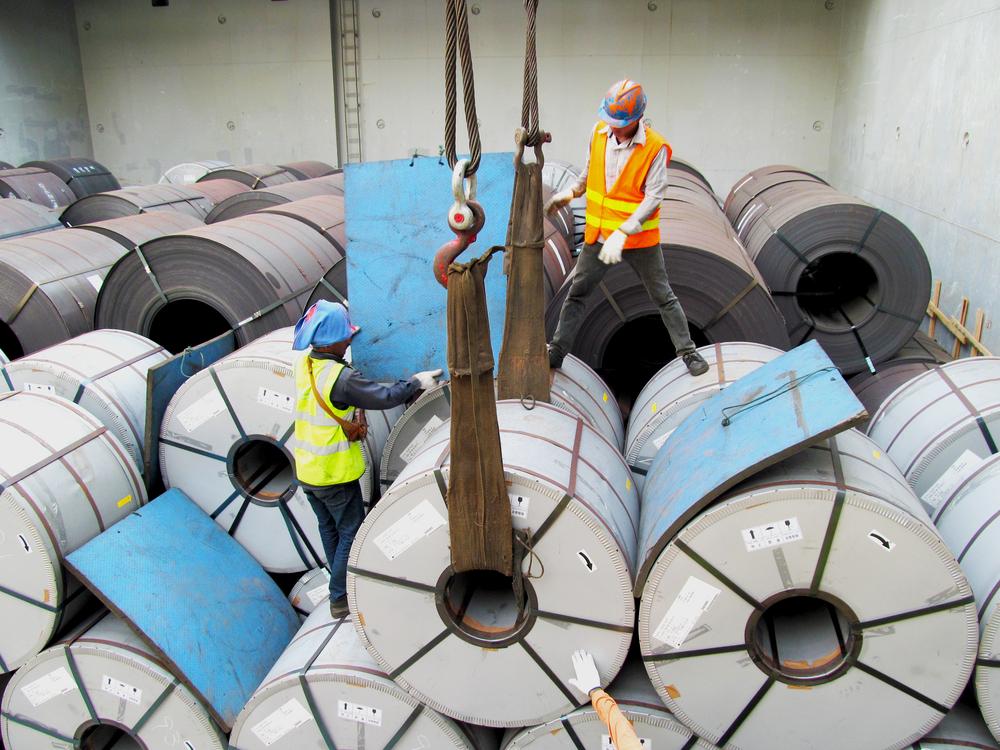 Trung Quốc dừng miễn VAT với hàng loạt sản phẩm thép xuất khẩu