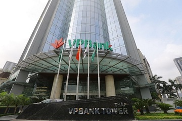 VPBank cho vay 26% dư nợ liên quan bất động sản