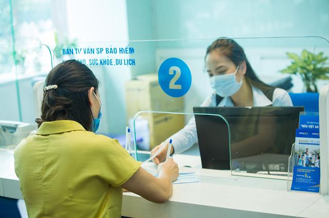 Lợi nhuận Bảo Việt quý I đạt 499 tỷ đồng, gấp hơn 4 lần so với cùng kỳ năm 2020