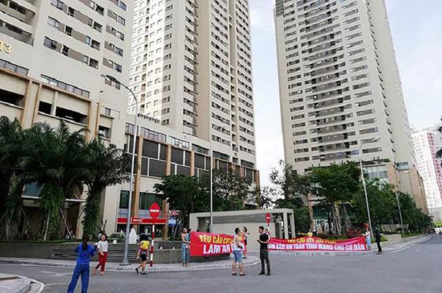 Chủ đầu tư 'hết cửa' chiếm dụng quỹ bảo trì chung cư
