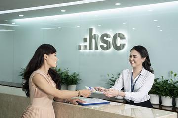 HSC chốt quyền chia cổ tức tiền mặt tỷ lệ 7%