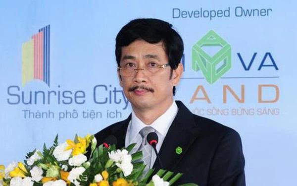 Cổ phiếu NVL bay cao, ông Bùi Thành Nhơn trở thành người giàu thứ 3 sàn chứng khoán, tài sản vượt 1 tỷ USD