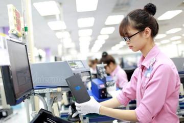 Việt Nam xuất khẩu 18,4 tỷ USD điện thoại và linh kiện trong 4 tháng