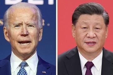 Biden áp 'bình cũ' của Trump với Trung Quốc