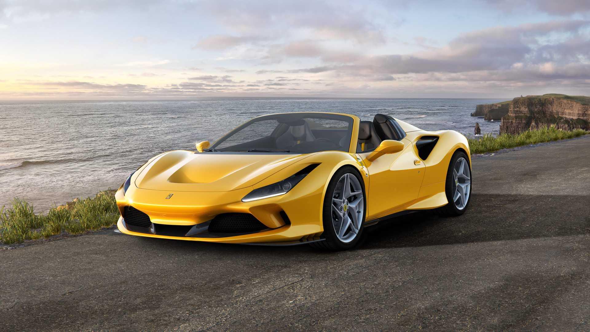Hy hữu: 24 siêu xe Ferrari tại Việt Nam bị triệu hồi vì lỗi túi khí Takata