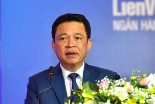 Ông Phạm Doãn Sơn, Tổng giám đốc LienVietPostBank.