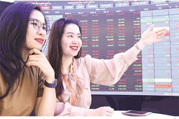 Chứng khoán: Dòng tiền đầu tư trong nước 'thúc' thị trường tăng điểm