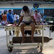 Tháng 4 'hỏa ngục' ở Ấn Độ