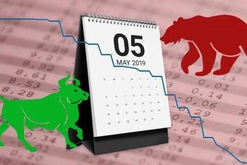 Chứng khoán khó bứt phá trong tháng 5 bởi 'Sell in May'?