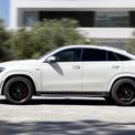 """<p class=""""Normal""""> <strong>Mercedes-AMG GLE 53 4Matic+ Coupe</strong></p> <p class=""""Normal""""> Hãng xe sang Đức giới thiệu phiên bản đắt nhất của dòng GLE Coupe, với tên gọi Mercedes-AMG GLE 53 4Matic+ Coupe. Giá 5,35 tỷ, bán ra từ tháng 5/2021, trong khi GLE tiêu chuẩn giá gần 4,6 tỷ.</p> <p class=""""Normal""""> Mercedes-AMG GLE 53 Coupe sử dụng động cơ tăng áp 6 xi-lanh, dung tích 3 lít, công suất 435 mã lực, mô-men xoắn cực đại 520 Nm. Hộp số tự động 9 cấp 9G-Tronic, dẫn động 4 bánh 4Matic+. Công nghệ EQ Boost với máy phát điện kèm motor tích hợp cùng động cơ xăng, cung cấp thêm 22 mã lực và 250 Nm mô-men xoắn. Xe có chức năng lưu dữ liệu chặng đua (AMG Track Pace), tùy chỉnh âm thanh ống xả. (Ảnh:<em>Mercedes</em>)</p>"""