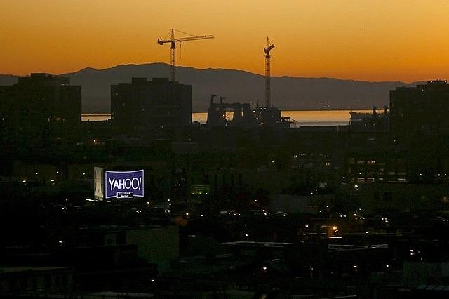 Yahoo từng là một ông lớn trong làng công nghệ. Ảnh: Reuters.