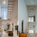 """<p> Mô tả ban đầu của ngôi nhà như một trò đùa: """"yêu màu trắng và những đường cong"""", nhưng nó là một chủ đề thú vị và gợi cảm hứng cho nhóm thiết kế H.a.</p>"""