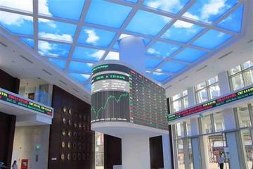 Nhiều cổ phiếu lớn tăng mạnh, VN-Index kết phiên trong sắc xanh
