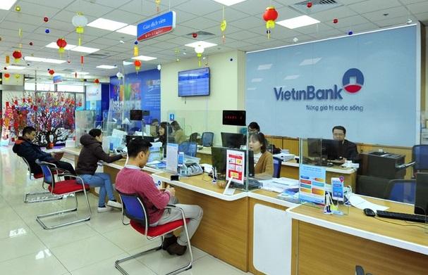 Dự phòng trong kỳ của VietinBank giảm 69%. Ảnh: VietinBank