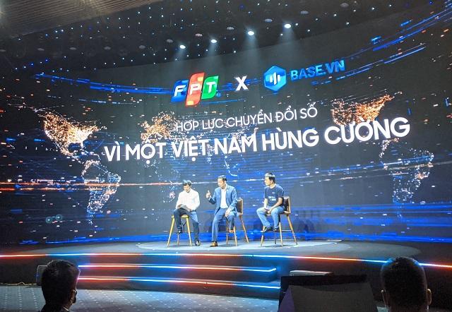 FPT mua chi phối startup Base.vn
