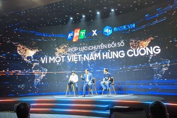 FPT mua chi phối startup Base.vn