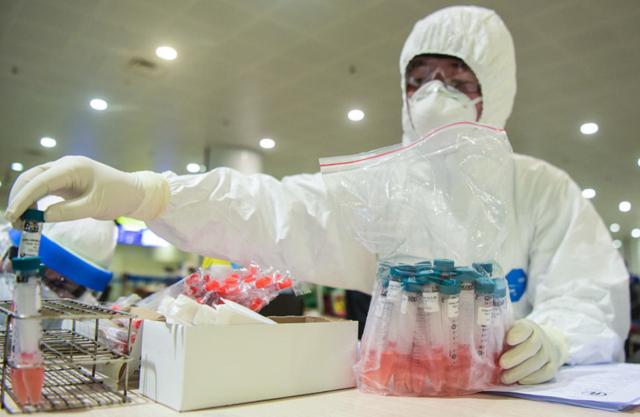 Hà Nội thêm 1 ca dương tính với SARS-CoV-2 tại Times City Hoàng Mai, là người Ấn Độ.