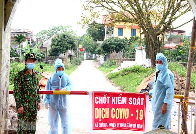 Sáng 4/5: Thêm 4 ca nhiễm Covid-19, 2 trường hợp lây trong cộng đồng ở Hà Nội và Đà Nẵng.