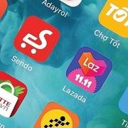 Vì sao người Việt gỡ app thương mại điện tử cao nhất Đông Nam Á?