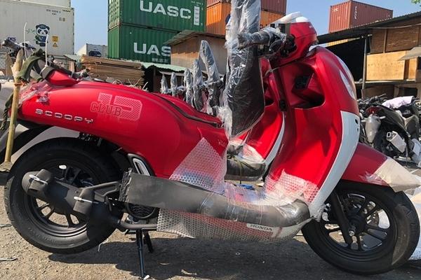4 mẫu xe tay ga nhập khẩu vừa tham chiến thị trường Việt Nam