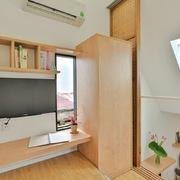 Nhà hẹp ngang 2,5 trong con hẻm Sài Gòn được thiết kế thông minh