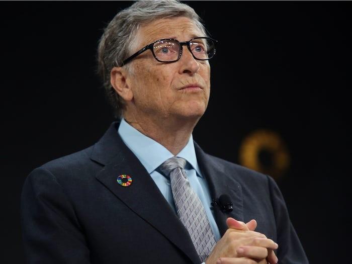 11 sự thật về khối tài sản của Bill Gates