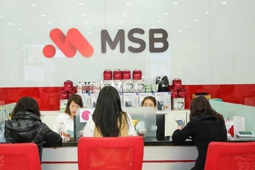 Điểm cộng giúp MSB được nâng hạng tín nhiệm