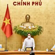Thủ tướng Phạm Minh Chính chủ trì phiên họp Chính phủ thường kỳ tháng 4
