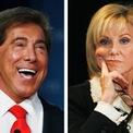 """<p class=""""Normal""""> <strong>5. Steve và Elaine Wynn: 1 tỷ USD</strong></p> <p class=""""Normal""""> Đại gia sòng bạc Las Vegas kết hôn với bà Elaine Wynn hai lần, giai đoạn 1963 - 1986 và 1991 - 2010. Trong lần ly hôn thứ hai, đại gia này phải chia cho vợ số tài sản trị giá một tỷ USD. (Ảnh: <em>Reuters</em>)</p>"""