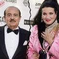 """<p class=""""Normal""""> <strong>7. Adnan Khashoggi và Soraya Khashoggi: 874 triệu USD</strong></p> <p class=""""Normal""""> Năm 1961, nhà buôn vũ khí Saudi Arabia là Adnan Khashoggi kết hôn với một phụ nữ 20 tuổi người Anh tên Sandra Daly. Cô cải sang đạo Hồi và đổi tên thành Soraya.</p> <p class=""""Normal""""> Theo Time, ở thời kỳ đỉnh cao, cặp vợ chồng sở hữu 17 ngôi nhà, 3 chiếc máy bay và 3 chiếc du thuyền. Họ ly dị vào năm 1974 và tiêu tốn 874 triệu USD, tương đương hơn 2 tỷ USD ngày nay. (Ảnh: <em>AP</em>)</p>"""