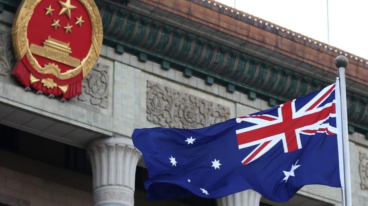 Trung Quốc đình chỉ 'vô thời hạn' đối thoại kinh tế với Australia
