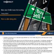 VNDirect: Báo cáo chiến lược thị trường tháng 5/2021 - Rủi ro dần tăng lên