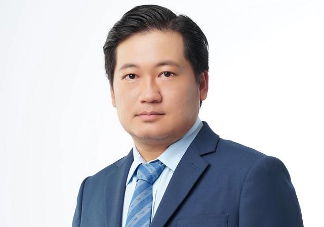 Ông Dương Nhất Nguyên, tân chủ tịch Vietbank.