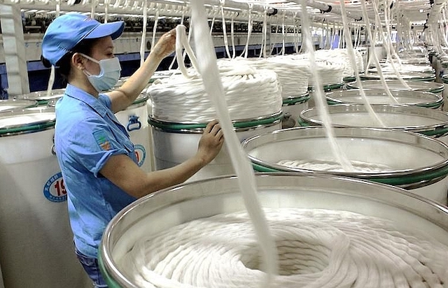 Ấn Độ không áp thuế chống bán phá giá xơ sợi nhân tạo Việt Nam.