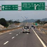 Dự án đường nối cao tốc Nội Bài - Lào Cai được xem xét, điều chỉnh chủ trương đầu tư