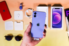iPhone 12 tím về Việt Nam có giá 25 triệu đồng