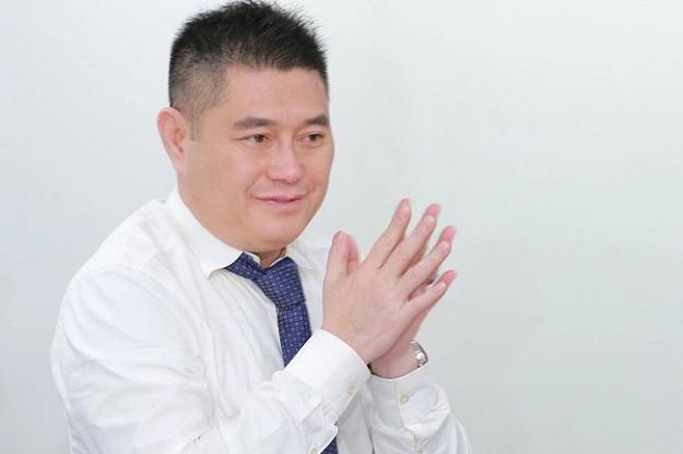 Ông Nguyễn Đức Thụy (bầu Thụy).